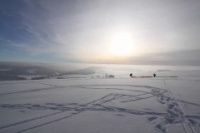 2010 Wasserkuppe Winter Inversion 029