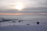 2010 Wasserkuppe Winter Inversion 065