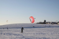 2009 Snowkiting Jan Wasserkuppe 005
